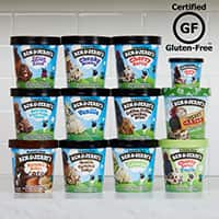 These Ben & Jerry's flavors are now gluten free!