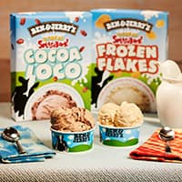 Splash Your Spoon Into Ben & Jerry's Newest Cereal Splashback Flavors