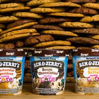 Introducing Ben & Jerry's Cookie Cores