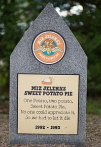 Miz Jelena's Sweet Potato Pie