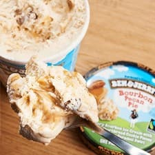Bourbon Pecan Pie Ice Cream