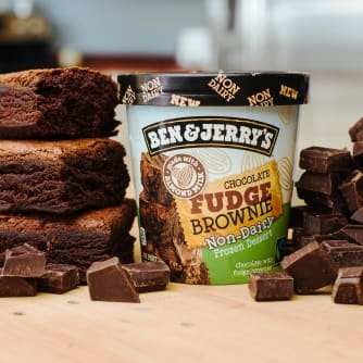 Chocolate Fudge Brownie Non-Dairy