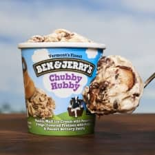 Ben jerry chubby hubby