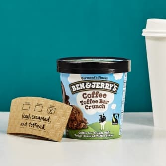 Coffee Toffee Bar Crunch Ice Cream | Ben & Jerry's