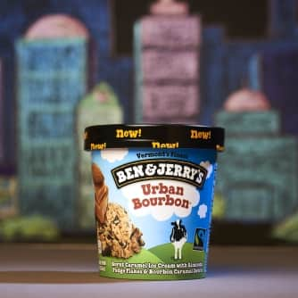 Urban Bourbon Ice Cream