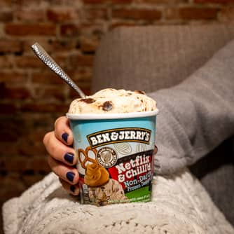 Pint of Ben & Jerry's Netflix & Chilll'd Non-Dairy
