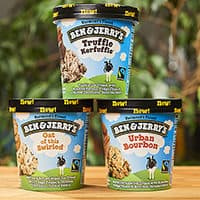 New Ben & Jerry's Flavors are Coming