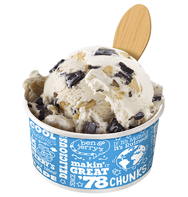 chunky monkey ice cream