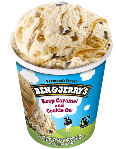 Keep Caramel & Cookie On™ Pint