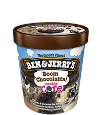 Boom Chocolatta™ Cookie Core Pint