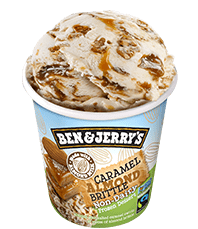 Caramel Almond Brittle Pint