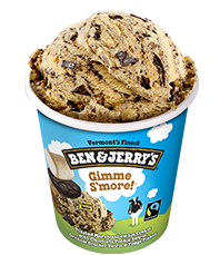 Favorite ben and jerrys flavor