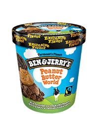 Ben and jerrys oat of this world
