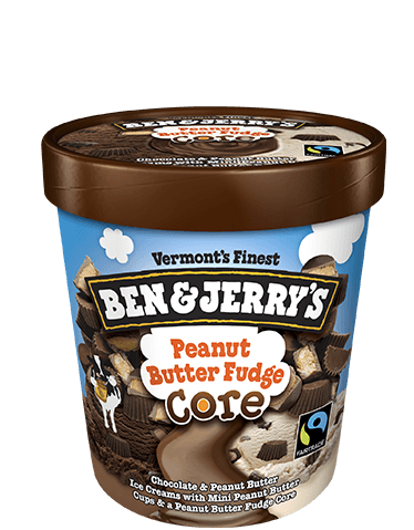 Peanut Butter Fudge Pint