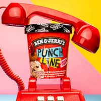 Call The Punch Line Hotline For Bite-Sized Laughs! 1-866-PUNCHLINE