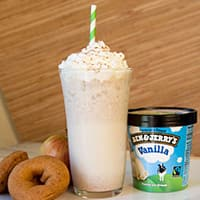 Recipe: Maple Cider Donut Milkshake