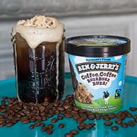 Recipe: Cold Brew Coffee Soda Float