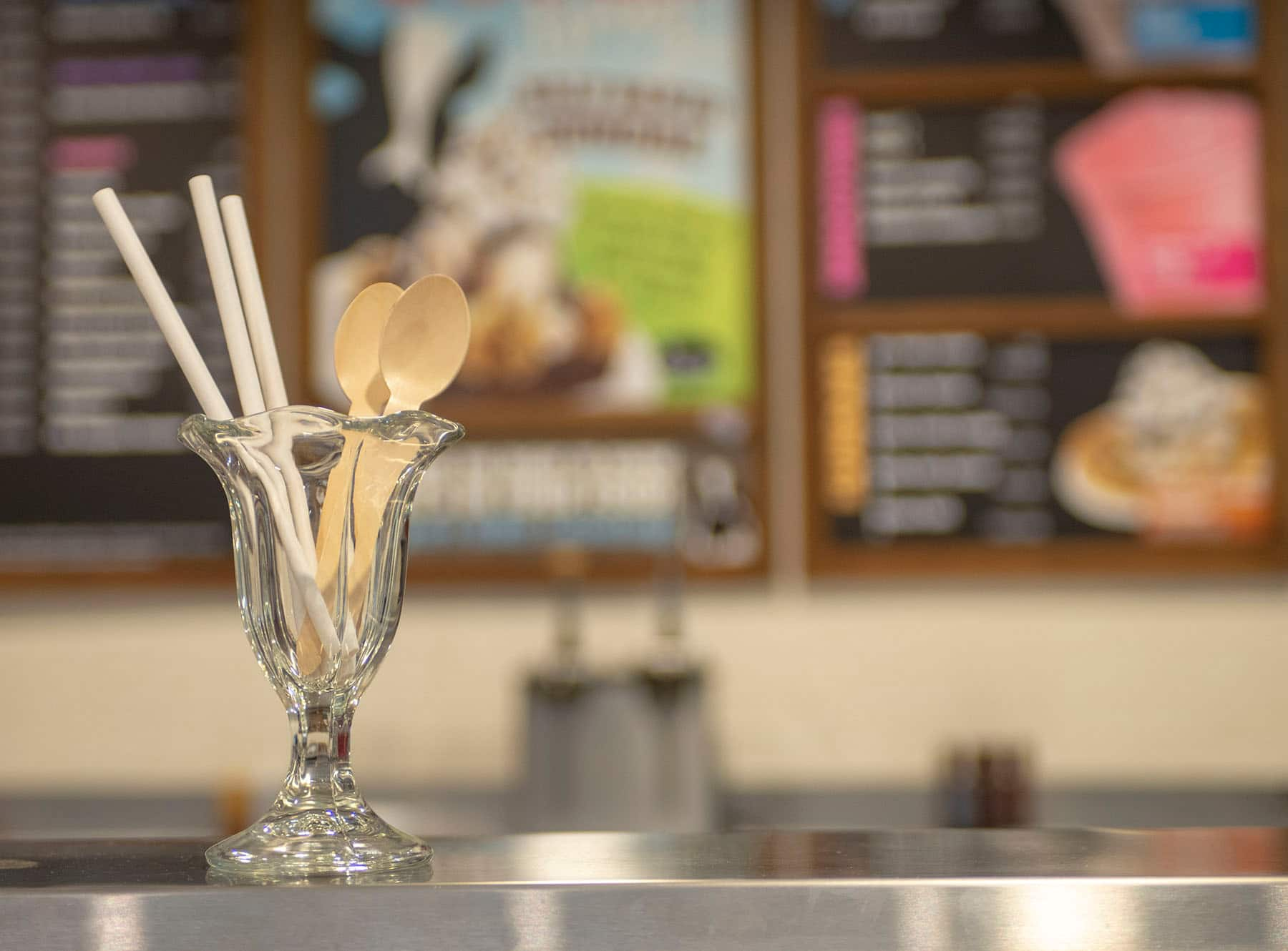 The final straw: Ben & Jerry's announces plan to eliminate single-use plastic in Scoop Shops worldwide