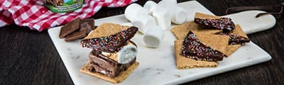 3 Summer Recipes That Prove That Marshmallows Aren't Just for Campfires