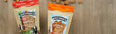 2 NEW Cookie Dough Chunks Flavors!