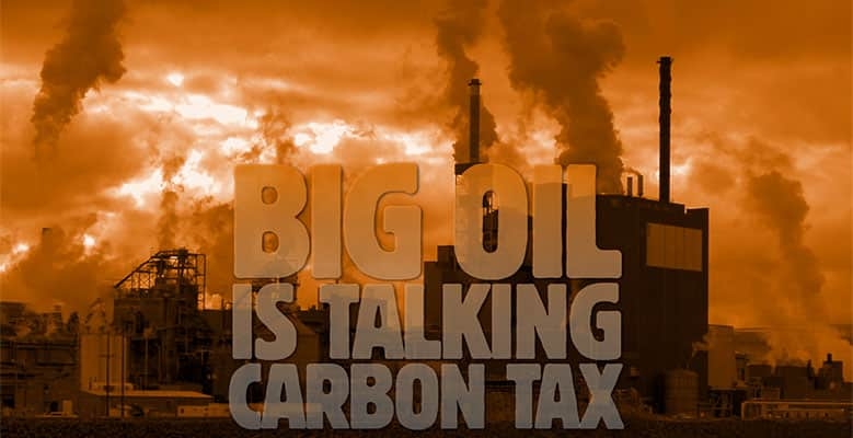 Big Oil Calls for International Carbon Tax - Ben & Jerry's