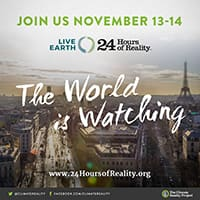 24 Hours of Reality Brings You Climate Action & Great Music