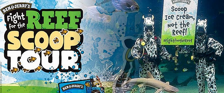 Ben & Jerry's Reef Scoop Tour