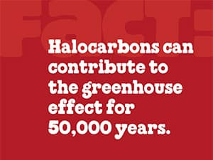 Halocarbons Facts - Ben & Jerry's