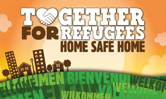 Together For Refugees - Home Sweet Home