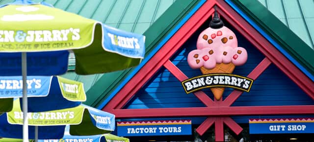 Ben & Jerry's Factory Tours