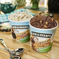 Ben & Jerry's Cookie Dough Ice Cream Goes Vegan