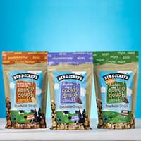 Ben & Jerry's New Cookie Dough Chunks