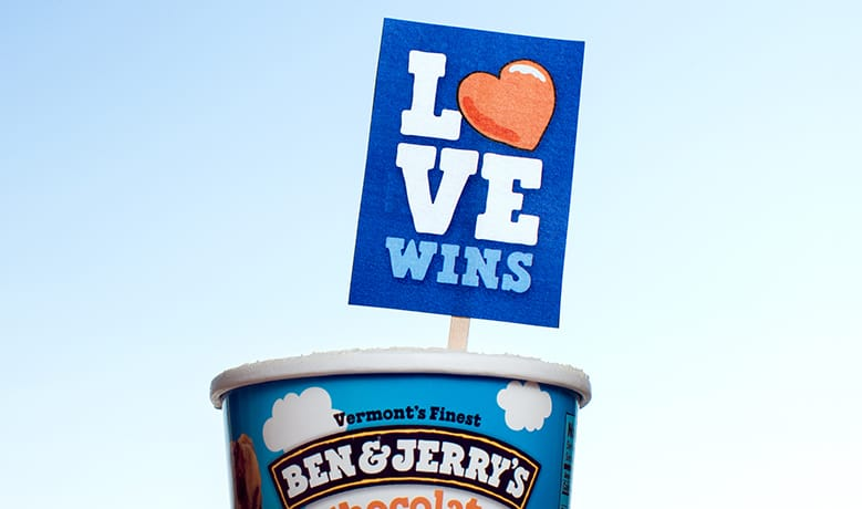Ben & Jerry's - Marriage Equality