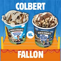 Colbert vs. Fallon: The Rivalry Continues