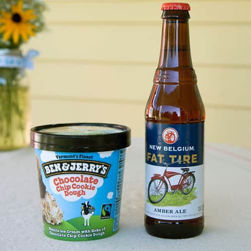 Fat Tire & Chocolate Chip Cookie Dough