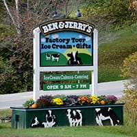 Awesome Eats Near Our Waterbury, Vermont Factory