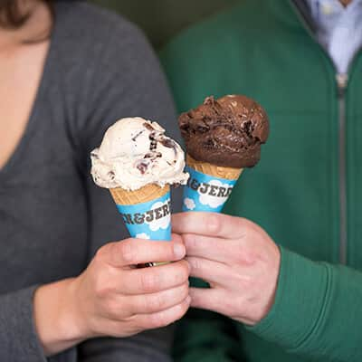 Ben & Jerry's Flavor Relationships - The Do-Gooders