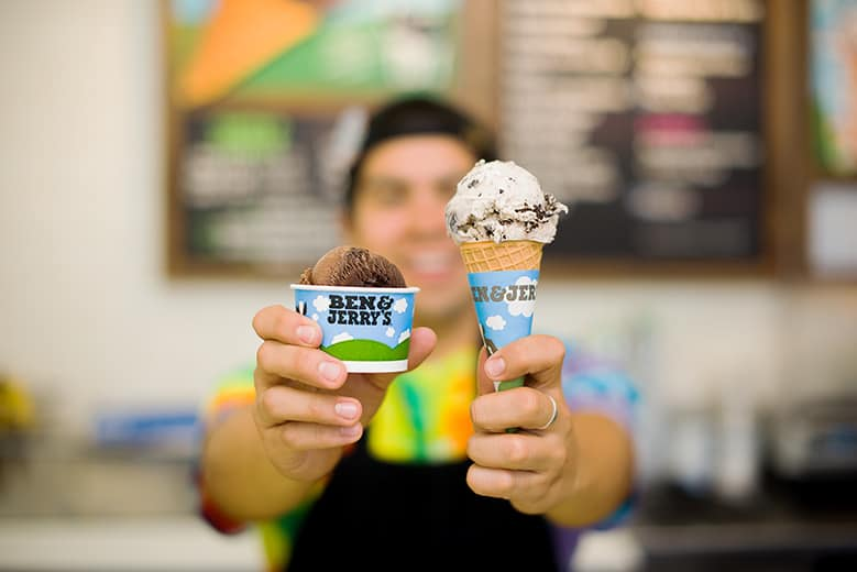 Ben & Jerry's Free Cone Day History - 2000