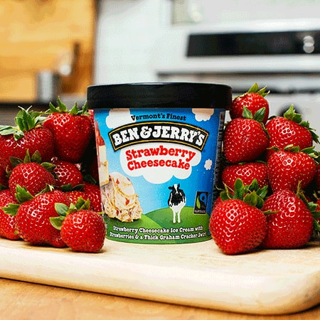 Support Non-GMO Ingredient Sourcing on Ben & Jerry's Free Cone Day