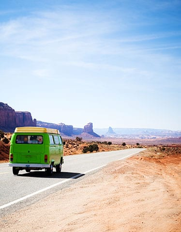 Your Vacation Is: All-American Roadtrip!