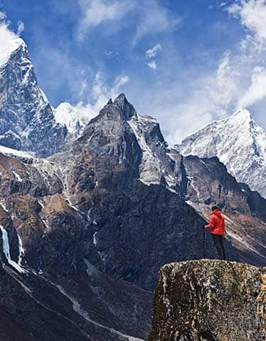 Your Vacation Is: Hiking In The Himalayas!