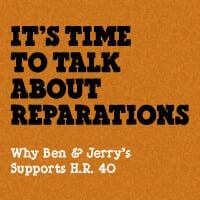 We Stand in Support of H.R. 40 and Reparations for African Americans