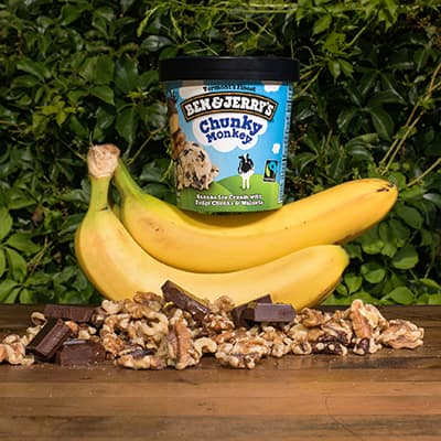 Ben & Jerry's Chunky Monkey