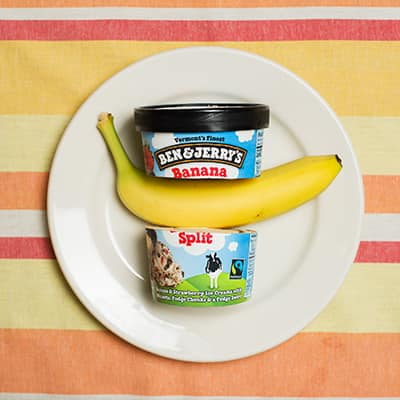 Ben & Jerry's Banana Split
