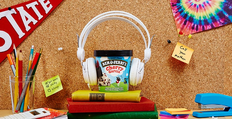 Sound Bites: Perfect Music Pairings for Your Favorite Ben & Jerry's Pints