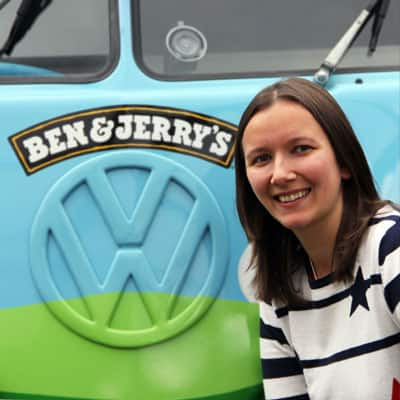 A picture of Steph Miles, Dairy Pippins / Design & Digital Creation Manager, United Kingdom