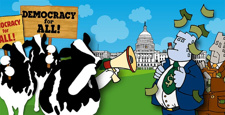 Ben & Jerry's - Advocates for Democracy