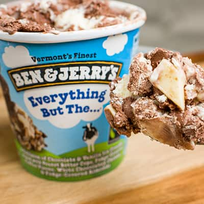 Ben & Jerry's Everything But The...