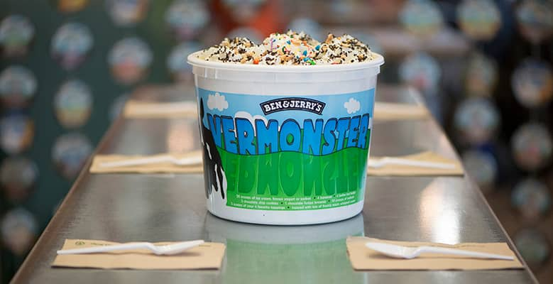 Ben & Jerry's - The Vermonster