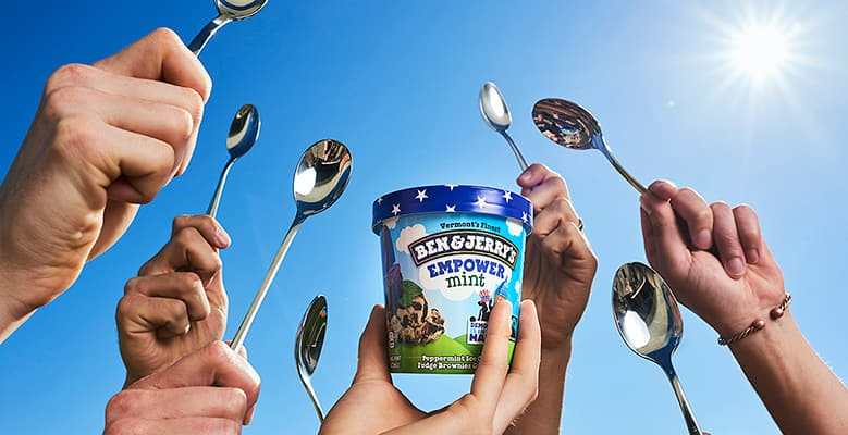 Ben & Jerry's - What Does Your Ice Cream Spoon Say About You?
